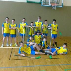 Mistrzostwa Powiatu SZS w unihokeju