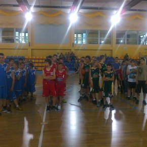 I Międzynarodowy Turniej Koszykówki