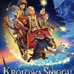 """Wyjście do kina w Mrozach na film pt. """"Królowa Śniegu"""""""