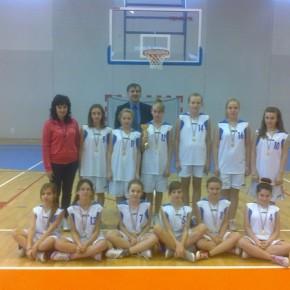 Turniej o Puchar Wójta Gminy Mrozy w Koszykówce.