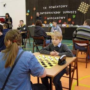 IX Integracyjny Turniej Warcabowy