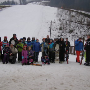 OBÓZ NARCIARSKO - SNOWBORDOWY 2015