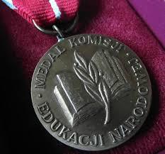 Medale Komisji Edukacji Narodowej dla nauczycieli naszej szkoły