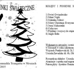 """Płyta CD """"KOLĘDY I PIOSENKI ŚWIĄTECZNE"""""""