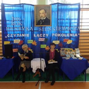 Cała szkoła czyta Sienkiewicza